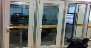自主设计研制的柔性模块化地铁车辆人机交互仿真测试平台